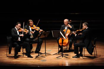 维也纳爱乐弦乐四重奏首临星海