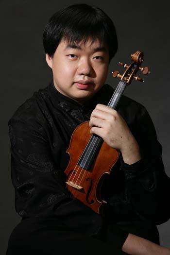 来自中国的 帕格尼尼 与交响乐的对话