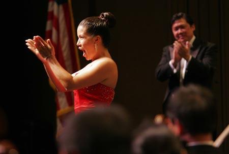 茉莉花 香飘夏威夷 广州交响乐团美日巡演完美落幕