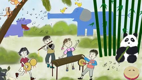 """""""小巫师""""魔法童话音乐会——儿童节"""